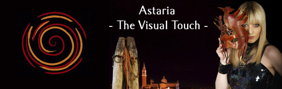 Le site d'Astaria - The Visual Touch -