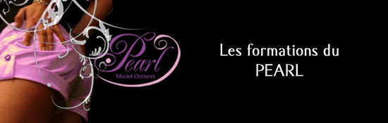 Les formations du Pearl Model Contest